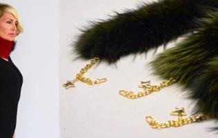 Colli di pelliccia: come indossare l'accessorio più cool dell'inverno