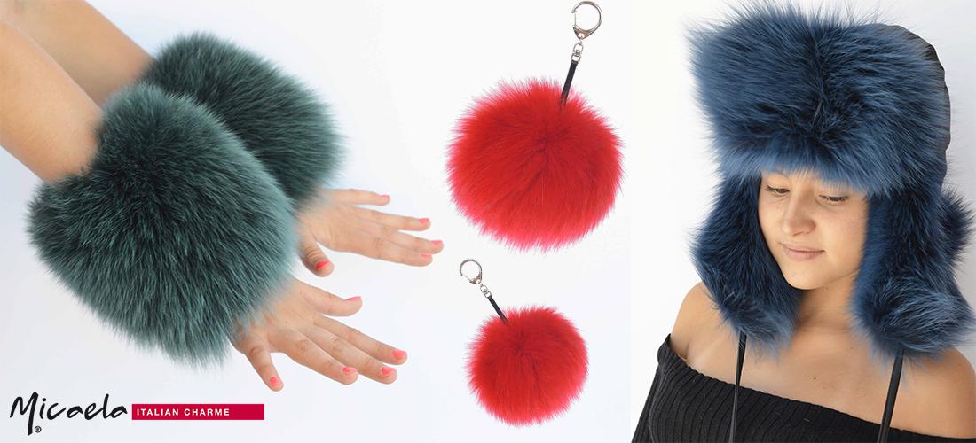 super popular 3b80c d6de9 Vendita online pellicce e accessori: il nostro fur shop è attivo
