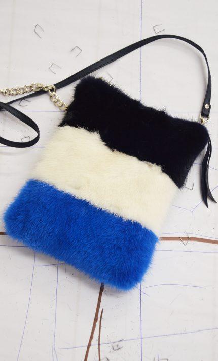 Pochette di pelliccia