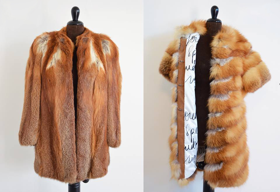 pellicce usate