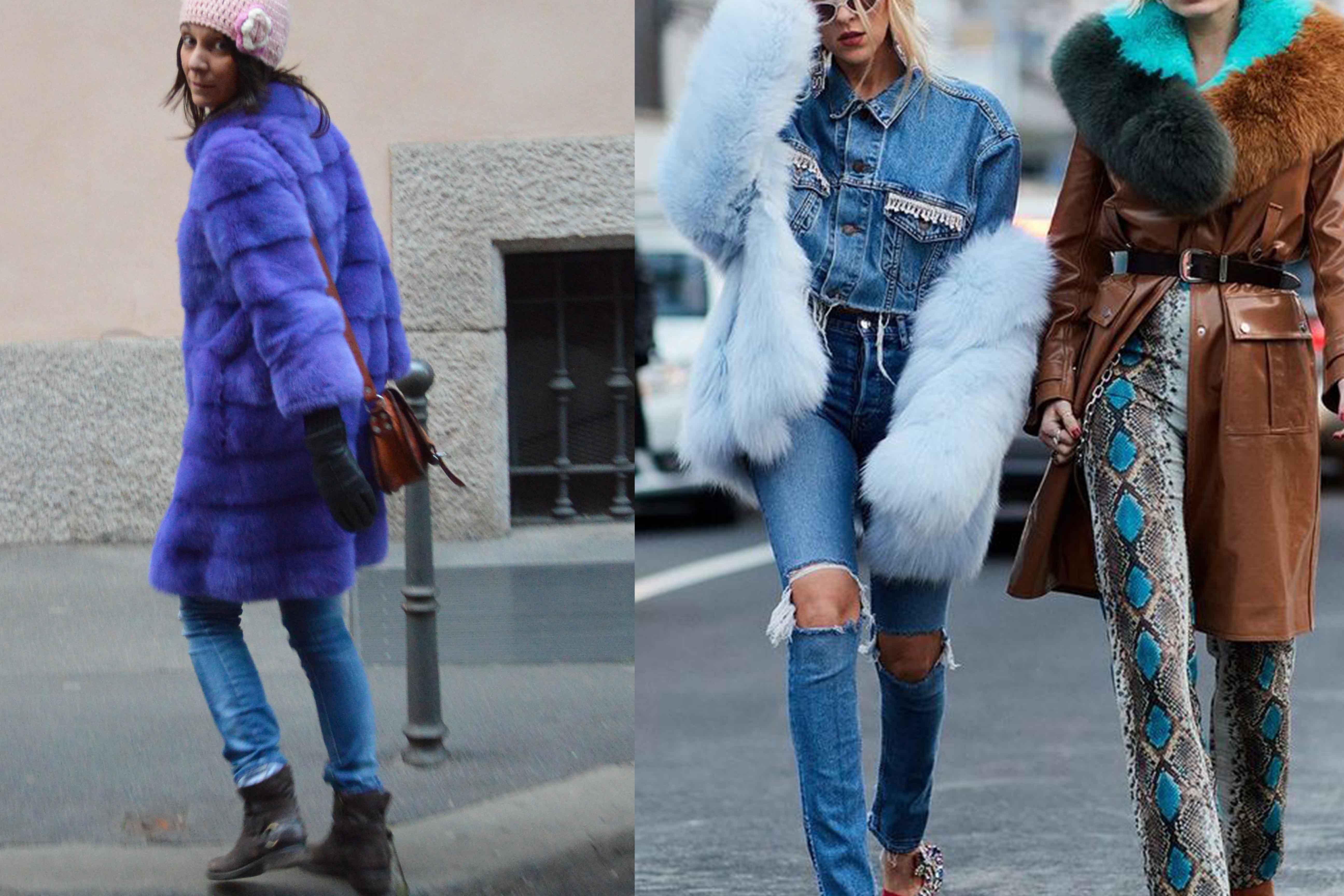 Tendenze moda pellicce inverno 2018-2019  le novità per la stagione 05326954094