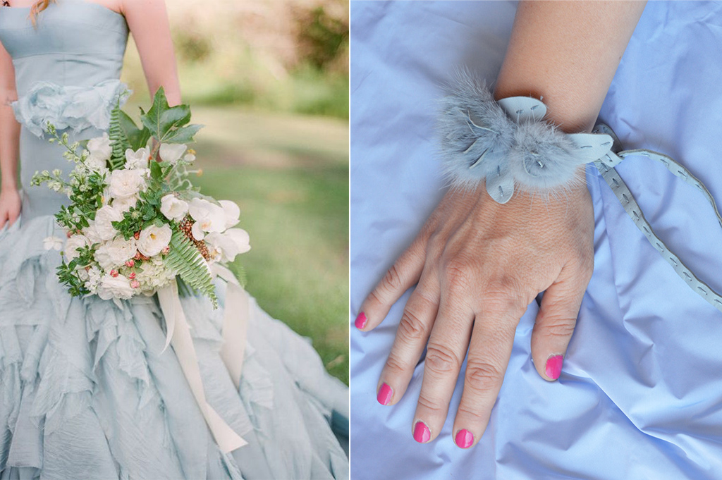 Corsage damigelle