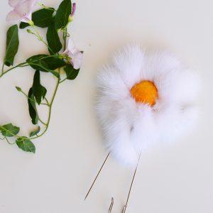 spilla a fiore