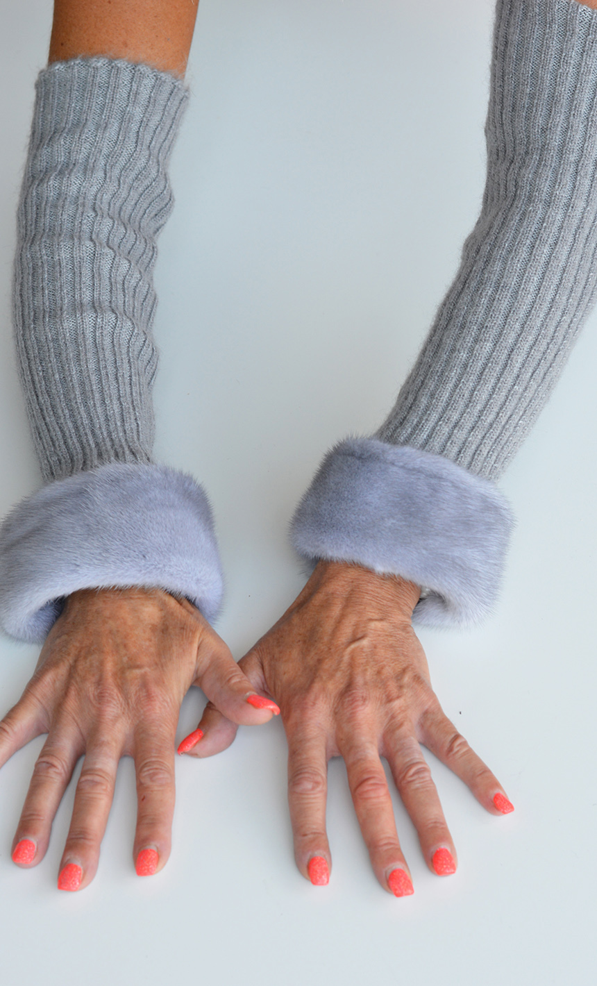 manicotti pelliccia