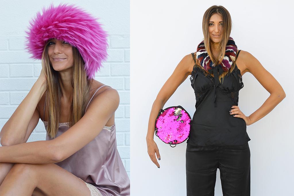 Da collo in pelliccia a copricapo: quando l'accessorio moda è passepartout