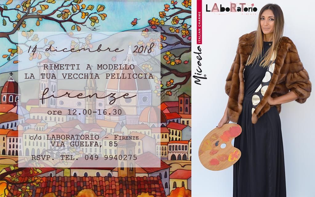 Evento pellicce Firenze