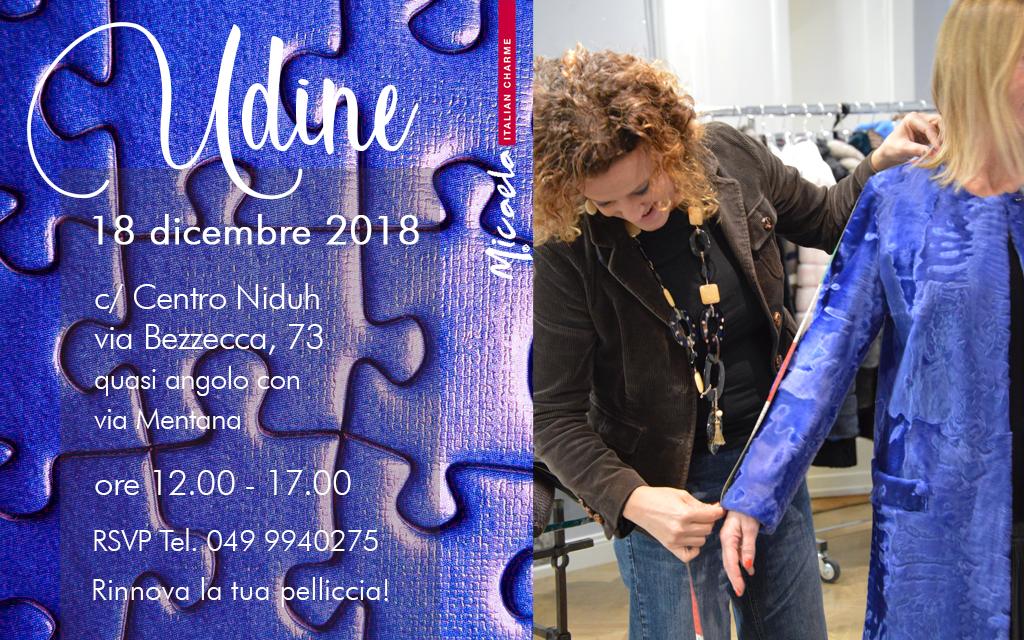 Evento moda Udine