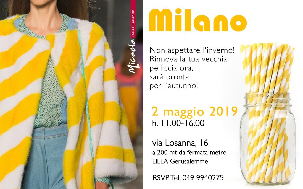 evento moda milano