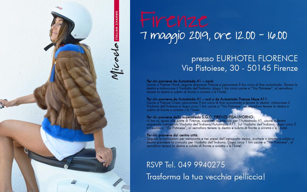 Pellicce Firenze: evento per trasformare la tua pelliccia vecchia