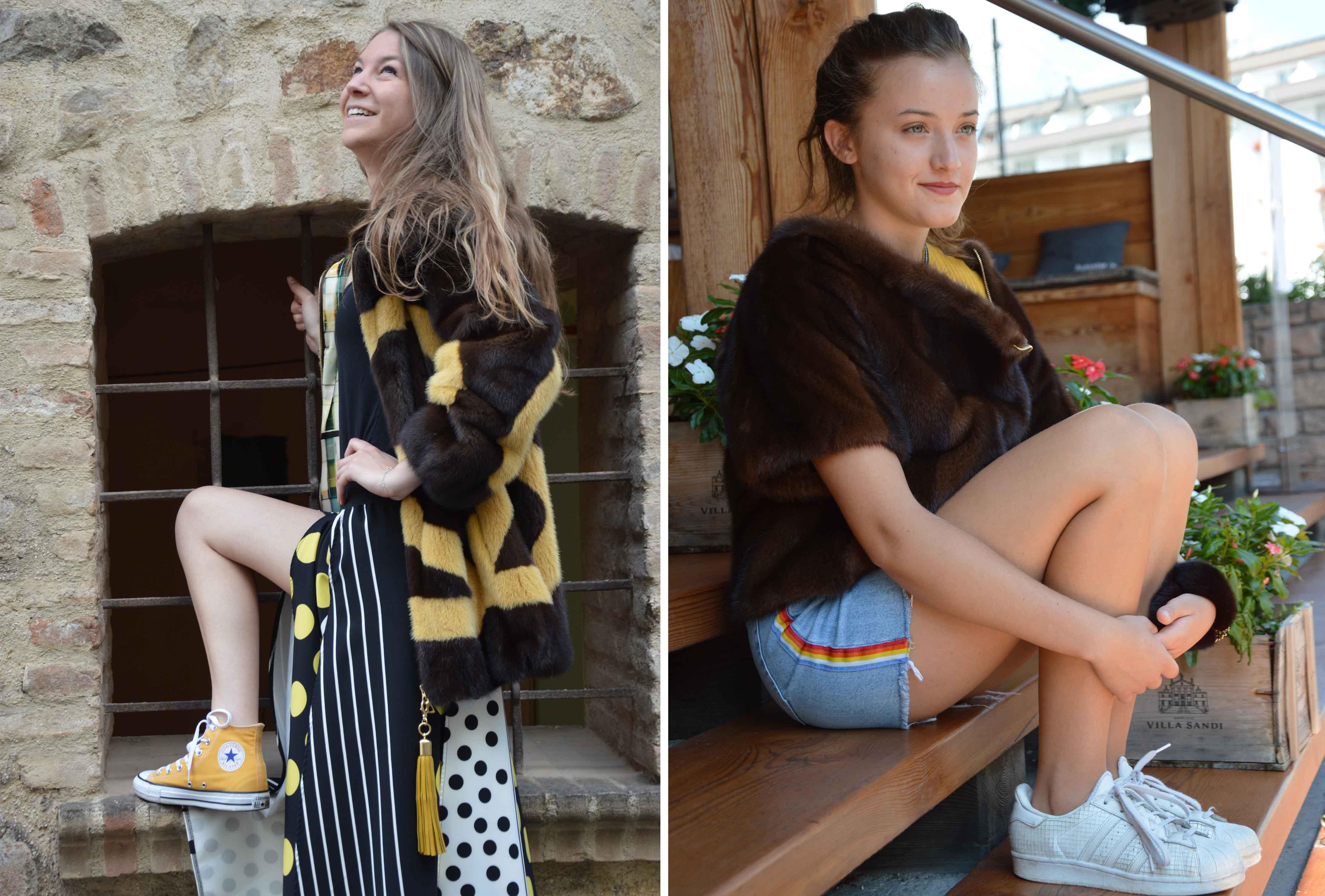 Moda anni 80: 5 outfit con la pelliccia per look in stile Eighties