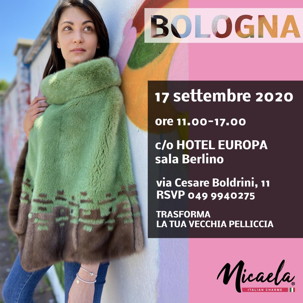 evento pellicce bologna